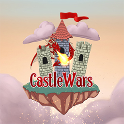 CastleWars logo - a free castle building browser multiplayer game