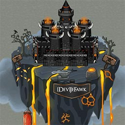 CastleWars player with max level upgrades
